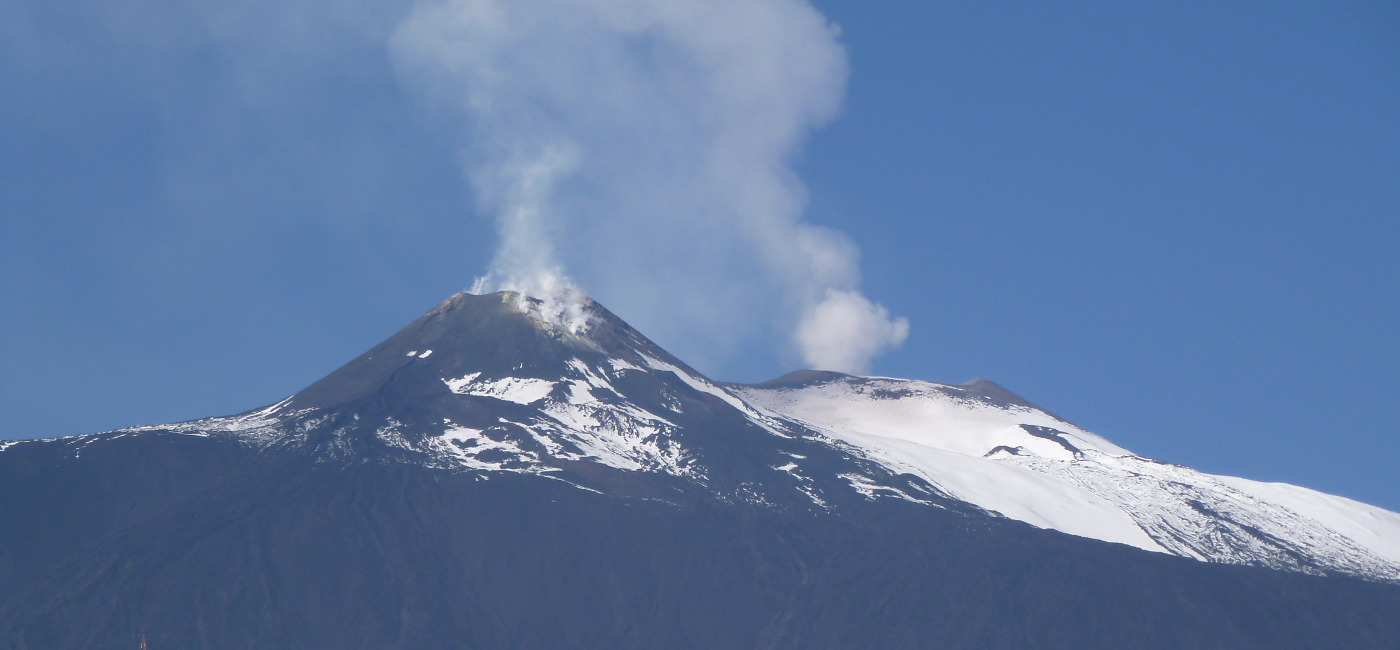 Etna cratere di sudest